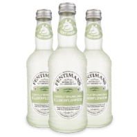 Fentimans Gently Sparkling Elderflower 12 x 275ml
